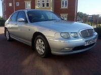 Rover 75 1.8 CLUB (aluminium/silver) 2002