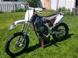 Yz450f sale or trade