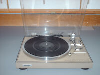 Asasorted Turntables