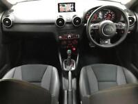 2016 66 AUDI A1 1.4 SPORTBACK TFSI S LINE 5D AUTO 123 BHP