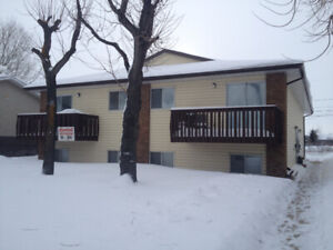 Two bedroom suite available March 1st