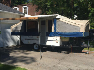 2007 Forest River Flagstaff 206BH Tent Trailer/Tente Roulotte