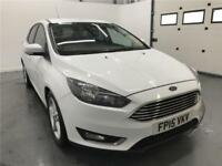 Ford Focus 1.6 125 Titanium Navigation 5dr Powershift
