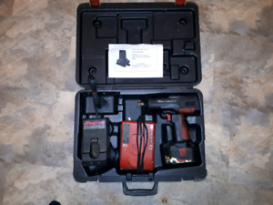 Snap-on 1/2 inch electric impact