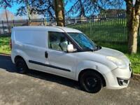 2013 Vauxhall Combo 2000 1.3 CDTI 16V eFLEX H1 Sportive Van Start Stop PANEL VAN