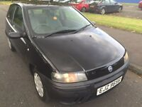 2003 Fiat Punto 1.2 Mia. MOT'd and driving well