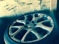 Mags mazda speed 18 pouce