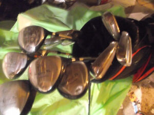 Ladies Golf Clubs- right handed
