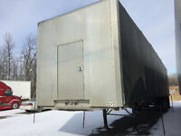 48' Flatbed MAC Trailer 2013 (FULL Aluminum)