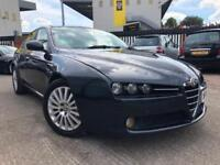 2008 Alfa Romeo 159 Lusso 1.9 JTDM Diesel Manual ** Full MOT ** Black Leather