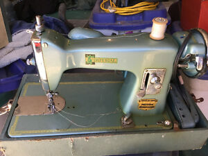 Imperial super deluxe sewing machine
