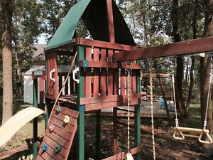 Play structure from costco -ON HOLD-