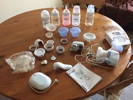 Philips Avent breast pump (manual or electric) £25