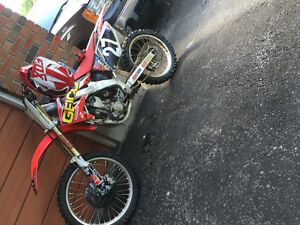 2007 CRF250R(PRICE REDUCED)