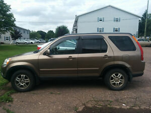 2002 Honda CR-V SUV for Parts - REDUCED