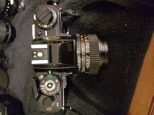 Minolta X-700 Made in Japan, MPS Camera London Ontario image 1