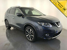 2014 64 NISSAN X-TRAIL N-TEC DCI AUTO DIESEL 1 OWNER SERVICE HISTORY FINANCE PX