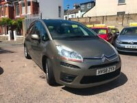 Citroen C4 Picasso 1.6 HDi VTR+ 5dr£2,995 one owner