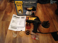 Wagner Project(Paint/Stain) Sprayer