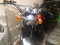 Honda xl125 1977