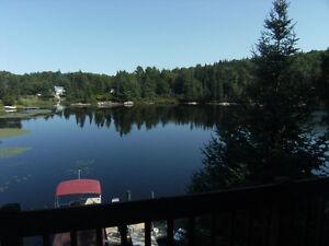 Chalet à vendre, Lac Castor