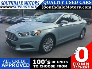 2014 FORD FUSION SE * HYBRID * BLUETOOTH * LOW KM