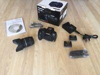 Panasonic LUMIX G6 with 14-42 zoom lens