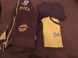 Warrington brownies full kits 8-9 year old