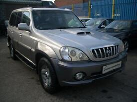 2004 Hyundai Terracan 2.9 CRTD Station Wagon 5dr