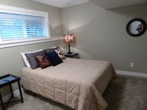 One bedroom suite central Vernon