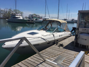2005 chaparral 265ssi low hrs