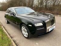 2014 ROLLS ROYCE Ghost 6.6 V12 4d 564 BHP Saloon Petrol Automatic