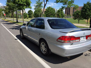 2002 Honda Accord Special Edition V6 3.0 litres Sedan