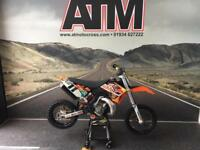 KTM SX65 2012 MOTOCROSS BIKE, NEW ENGINE REBUILD, TALON WHEELS, TIDY BIKE (ATMX)