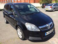 2006 56 Vauxhall Zafira 1.6 7 seater
