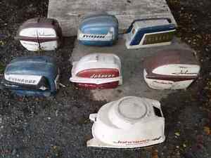 johnson evinrude cowlings
