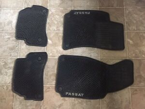 VW Passat winter mats  Windsor Region Ontario image 1