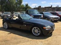 2004 BMW Z4 3.0 i SE Roadster 2dr