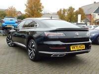 2020 Volkswagen Arteon 2.0 TSI R-Line Fastback DSG (s/s) 5dr Auto Saloon Petrol