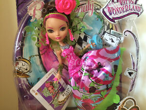 Ever After High Way Too Wonderland Briar Beauty Kitchener / Waterloo Kitchener Area image 2