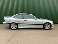BMW M3 Coupe Manual E36 3.0 Ltr Silver 1994 Rust Free Top and Bottom