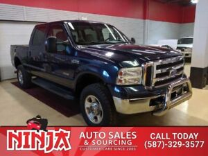 2006 Ford F-350 Super Duty Lariat  Crew With  Tow Gear