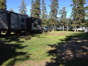 Campground daily / weekly / monthly rates