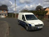 Ford Transit Connect LWB High Roof 12 Months M.O.T
