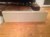 Central Heating double radiator 1580 x 450mm