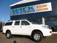 2011 Toyota HI-LUX HL2 4X4 D-4D DCB PICKUP *LOW MILES* Manual Pick-Up