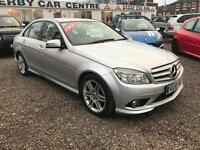 2010 MERCEDES BENZ C CLASS C220 CDI BlueEFFICIENCY Sport 4dr