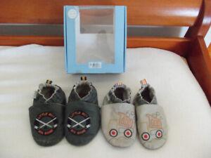 Chaussons pantoufles 12-18 mois Robeez
