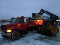Snow Clearing and Removal