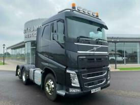 Volvo FH13-540 Rear Lift